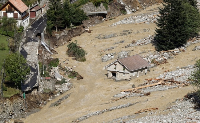 'Situation Is Catastrophic': Flash Floods After Storm Hits France, Italy