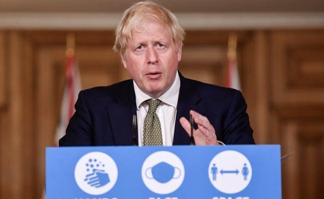 Boris Johnson Announces Month-Long Virus Lockdown For England