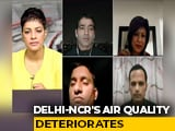Video : Gurugram Residents Come Together To Fight Air Pollution
