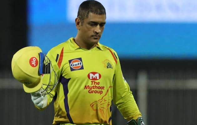 """""""Have To Smile Even When Hurting"""": Dhoni After Loss Against MI"""