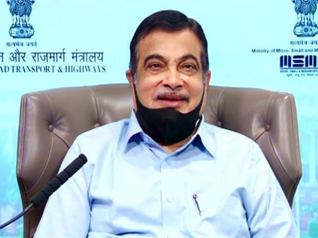 Video : We Should Have A Very Balanced Approach For Development: Union Minister Nitin Gadkari