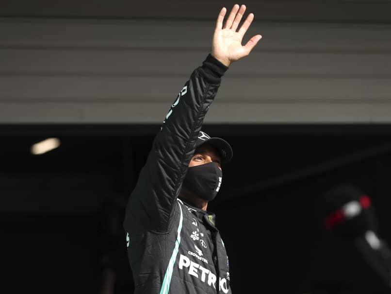 Portuguese Grand Prix: Record-Seeking Lewis Hamilton Grabs Dramatic Late Pole
