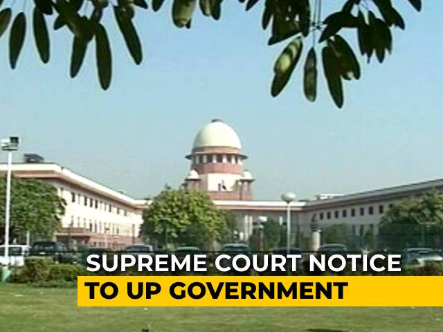 Video : Supreme Court Notice To UP Government Over Kerala Journalist's Arrest