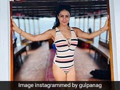 Gul Panag Sets Fashionable Fitness Goals In A Gorgeous Swimsuit Throwback Photo