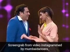 गोविंदा ने 'हुस्न है सुहाना' गाने पर शक्ति मोहन के साथ किया रोमांटिक डांस, धमाकेदार Video हुआ वायरल