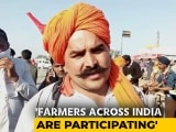 "Video : Haryana Farmers Hit Back After Chief Minister Says ""Protesters Not Ours"""