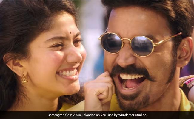 Rowdy Baby: Dhanush And Sai Pallavi Have 1 Billion Reasons To Smile As Maari 2 Song Makes History