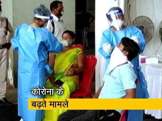 Videos : दिल्ली में कोरोनावायरस के 5879 नए मामले
