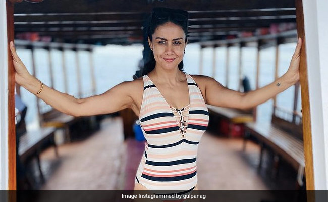 In Pics: A Look At Gul Panag's Swimsuit Collection. Not All Are 20-Years-Old