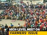 Video : Amit Shah's Late-Night Meet As Defiant Farmers Threaten To Block Delhi