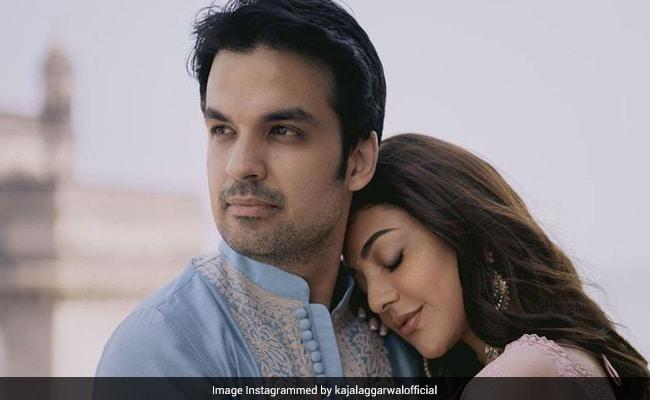 On Kajal Aggarwal And Gautam Kitchlu's Instagram, It's Raining Love