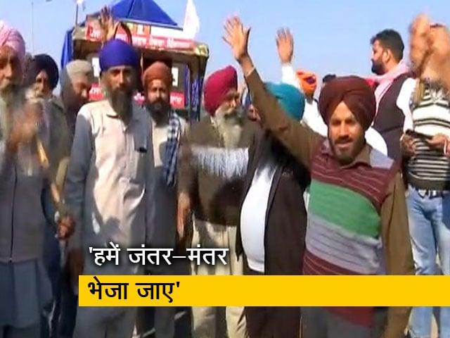 Video : किसान नेता को गृह मंत्री अमित शाह ने किया फोन