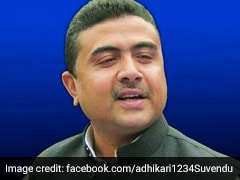 """You Can't Fight From 2 Seats"": Suvendu Adhikari Dares Mamata Banerjee"