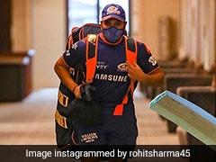 Rohit Sharma's Emotional Post On Mumbai Indians' Special IPL 2020 Season