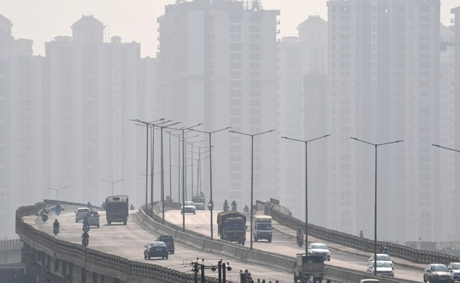 Air Quality 'Very Poor' In Noida, Ghaziabad, 'Poor' In Faridabad, Gurgaon
