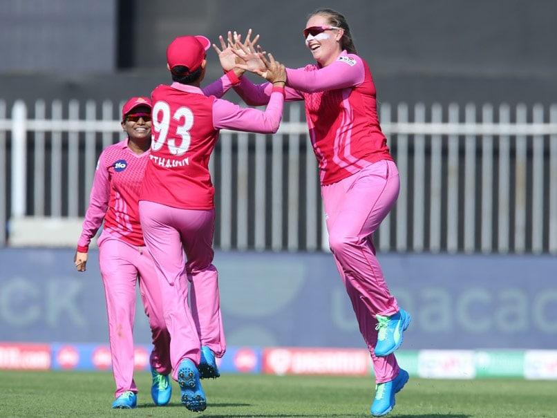 Womens T20 Challenge 2020: Sophie Ecclestones Four-Wicket Haul Helps Trailblazers Cruise Past Velocity