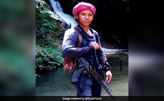 Top Assam Insurgent Group Leader Surrenders, Say Government Sources