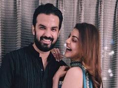 Kajal Aggarwal And Gautam Kitchlu Take Off For Destination Honeymoon. Pics Inside
