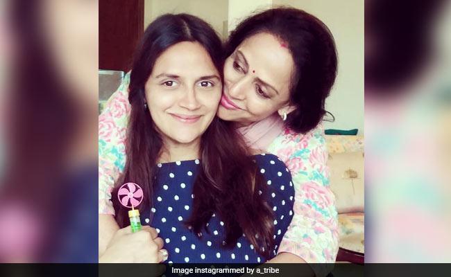 Ahana Deol Welcomes Twin Girls, Hema Malini-Dharmendra Are