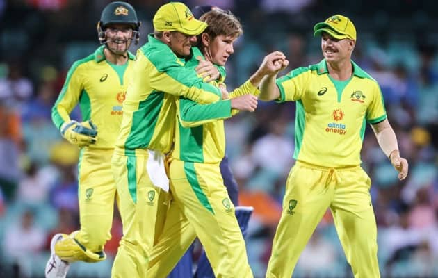 1st ODI: Australia Beat India By 66 Runs, Take 1-0 Lead In 3-Match Series
