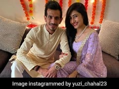 Yuzvendra Chahal's Fiancee Dhanashree Verma Praises Her Selfie Skills In Adorable Photograph. See Pic