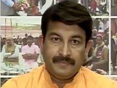 Court To Hear Manoj Tiwari's Plea To Quash Defamation Summons On Dec 1