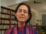 Video : Vinita Bali, Former MD, Britannia Suggests Corporates To Buy Handloom And Gift COVID Warriors