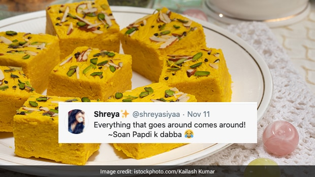 Post Diwali, Soan Papdi Memes Take Over Twitter. See Best Ones Here