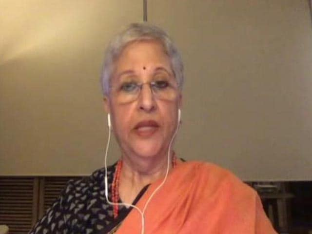 Video : Gita Ram, Chairperson, The Craft Council Of India Calls For Improved Marketing For Artisans