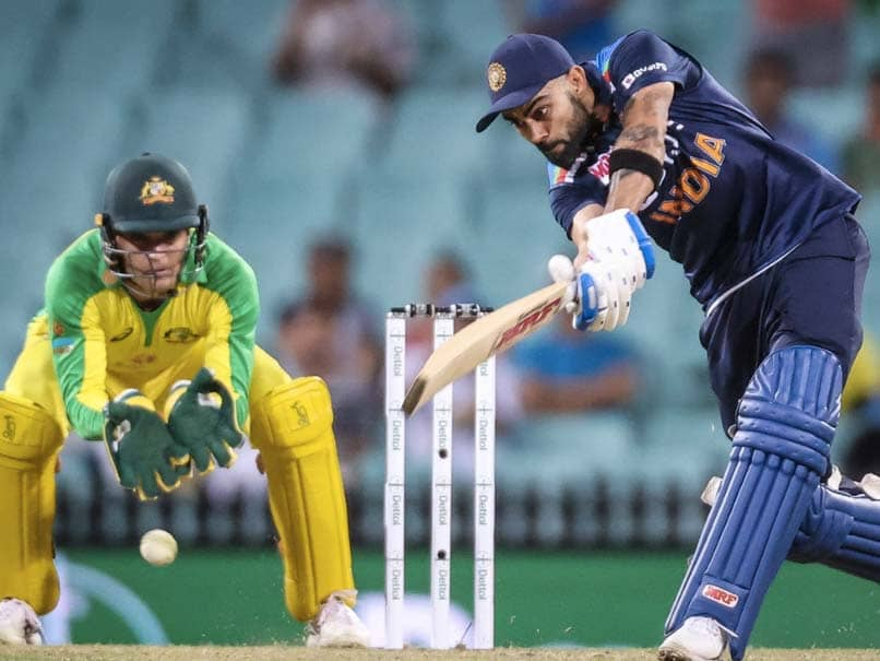 Australia vs India: Virat Kohli Goes Past 22,000 International Runs