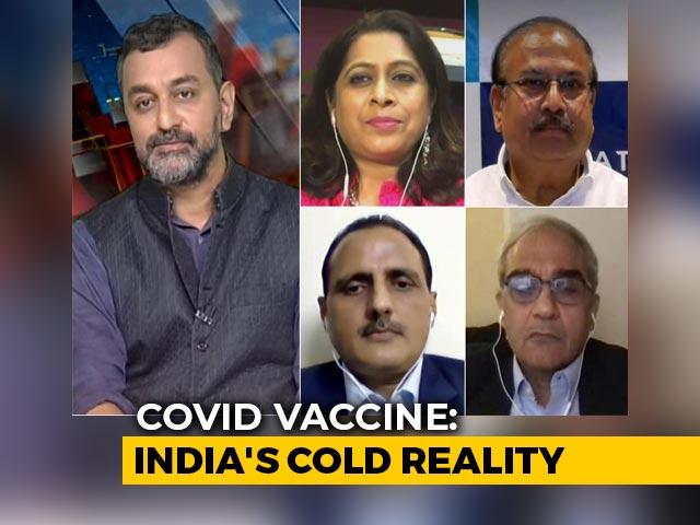 Video : COVID-19 Vaccine: India's Cold Reality