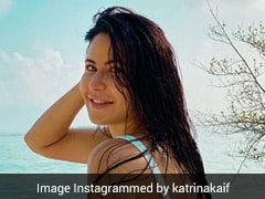 Katrina Kaif Gives New Meaning To Work With A View In A White Bikini