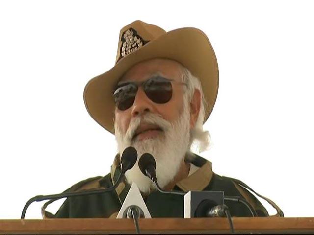 लोंगेवाला से पीएम मोदी ने एक तीर से साधे दो निशाने- चीन और पाकिस्तान को कड़ा संदेश