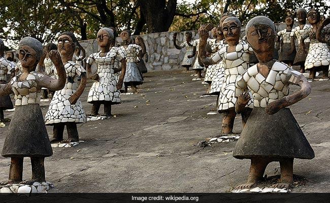 पर्यटकों के लिए 8 महीने बाद फिर से खुला चंडीगढ़ का रॉक गार्डन