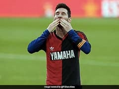 La Liga: Lionel Messi, Barcelona Pay Tribute To Diego Maradona In 4-0 Victory vs Osasuna