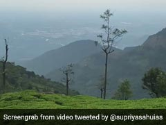 """Watch: IAS Officer Shares Stunning Video Of """"Piece Of Heaven On Earth"""""""