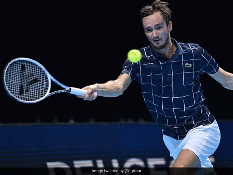 Daniil Medvedev Destroys Novak Djokovic At ATP Finals As Alexander Zverev Bounces Back