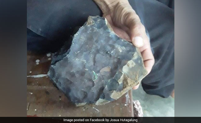 Meteorite fell on roof of house, man became millionaire overnight, turned out to be so billion years old