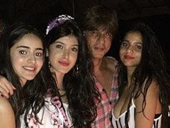 Suhana's Two-In-One Birthday Wish For Dad Shah Rukh Khan And Her Other Best Friend