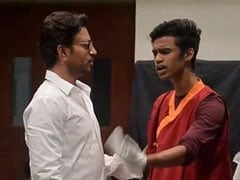 Throwback To When Irrfan Khan Saw Son Babil Perform On Stage For The First Time