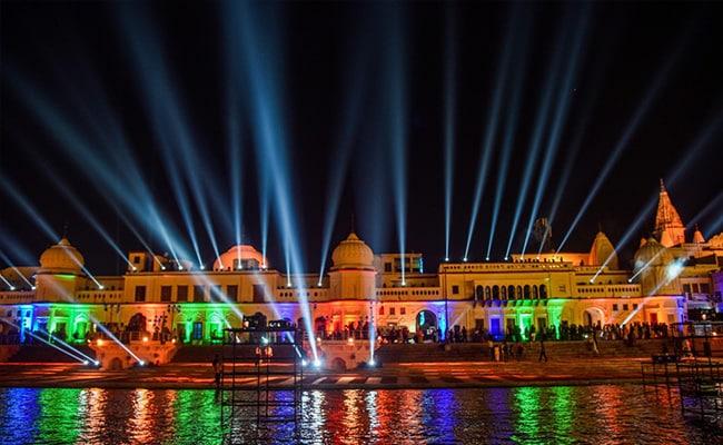 Ayodhya Deepotsav: Grand Deepotsav Celebrations Begin In Ayodhya Ahead Of  Diwali