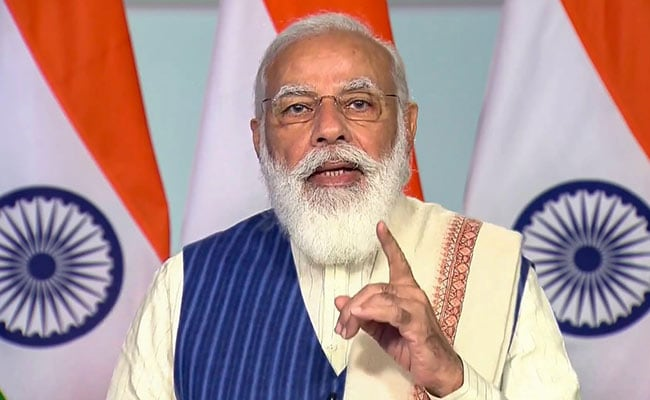 India's Health Sector Overcame Trial By Fire During COVID-19: PM Modi