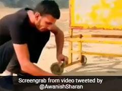 दीवाली पर पटाखे हुए Ban, तो शख्स ने कर डाला यह जुगाड़, IAS बोला- पटाखे इस तरीके से चलाएं - देखें Video