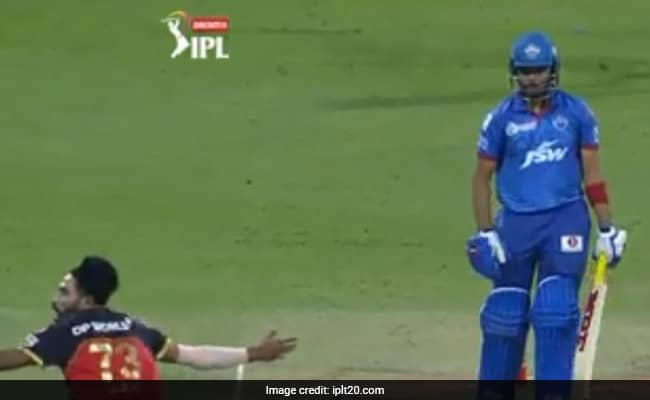 Watch: Mohammed Siraj Piles More Misery On Prithvi Shaw, Castles Him With A Beauty