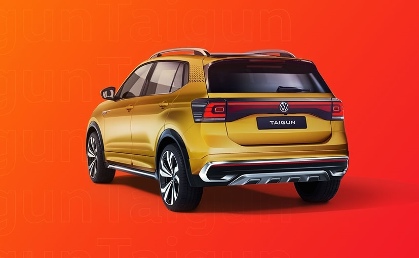 The Volkswagen Taigun compact SUV will be built on the MQB A0 IN platform