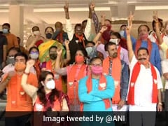Gujarat Bypolls Results 2020: BJP Leads In All 8 Seats, Congress Trails