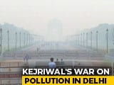 Video : Delhi To Back Service Sector, Ban New Industries In Anti-Pollution Move