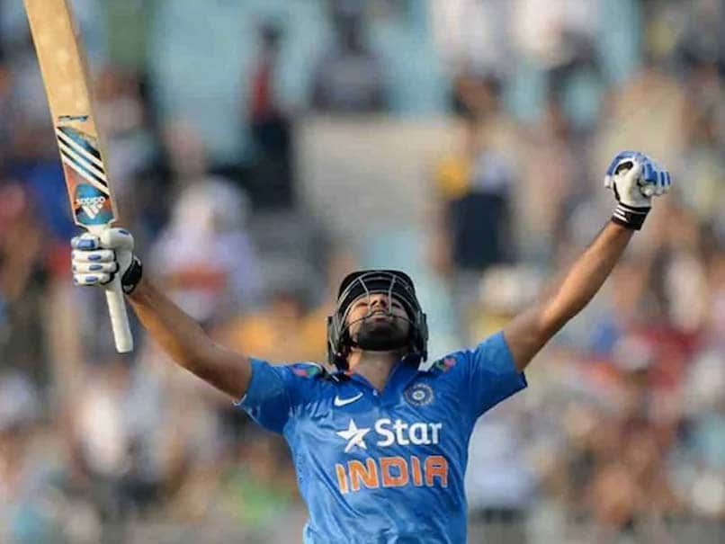 Rohit Sharma Smashed Highest Individual ODI Score On This Day In 2014. Watch