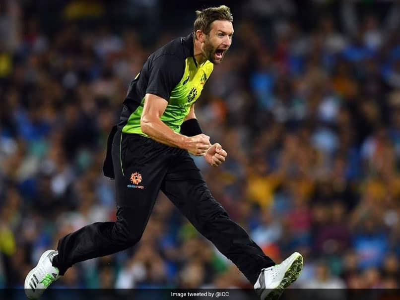Australia vs India: Andrew Tye Replaces Kane Richardson In Australia Limited-Overs Squad For India Series