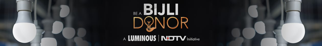Be A Bijli Donor - Save Electricity